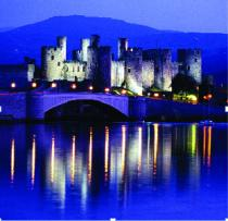 A Historic Tour of Historic Conwy, Llandudno and Colwyn Bay