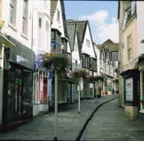 A Historic Tour of Frome