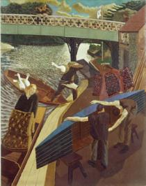 Stanley Spencer Gallery, Cookham-on-Thames