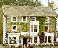 Golden Lion Hotel, Leyburn