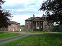 Paxton House<br>Gallery & Country Park, Berwick-Upon-Tweed